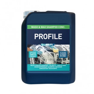 Concept Profile Wash & Wax Shampoo (5L)