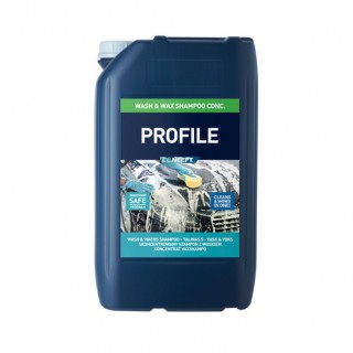 Concept Profile Wash & Wax Shampoo (25L)