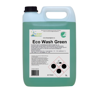 BG Eco Wash Green 5L