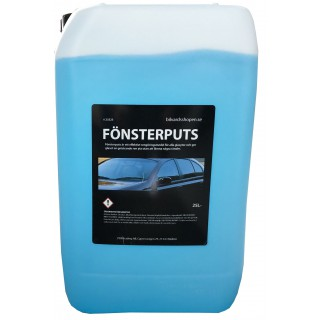 Glass Cleaner  25Liter(fönsterputs)