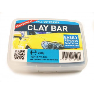 Lera för lacken - Clay Bar